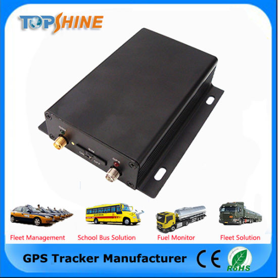 GPS Tracker Vehicle Tracking System with Online Free Web Platform Electronic Original Device Fuel Comsumption Alarm Vt310n pictures & photos