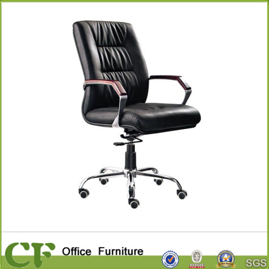 True Seating Concepts High Back Leather Executive Chair Cd 88303a