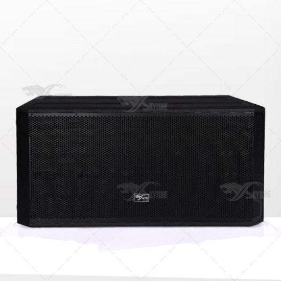 "Skytone Stx828s 2X18"" Powerful Subwoofer, Dual 18 Inch Subwoofer pictures & photos"