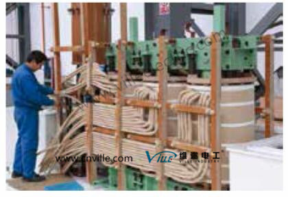 33.91mva 110kv Electrolyed Electro-Chemistry Rectifier Transformer pictures & photos