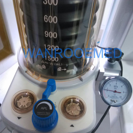 with CE High Quality Advanced Anesthesia Machine pictures & photos