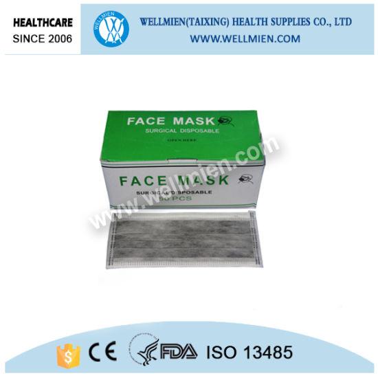 medical surgical anti virus mask individual package