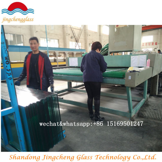 Tempered Glass Manufacturer with SGS, CCC, ISO9001 pictures & photos