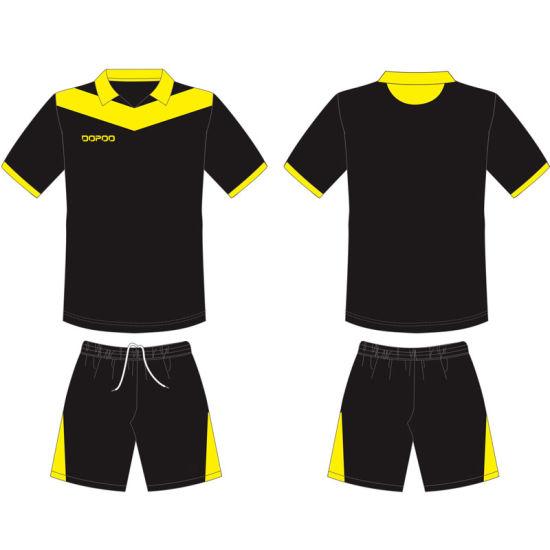 ba75956e708 China Personalised Sublimation Soccer Uniform Shirts for Teams ...