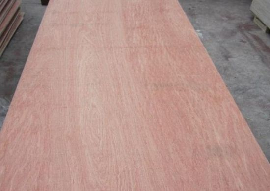 Commercial Plywood with Poplar Core Okoume Face and Back From China pictures & photos