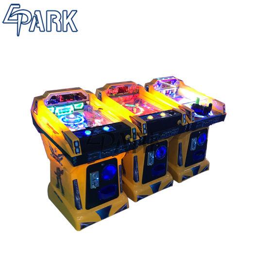 Amusement Arcade Coin Machine Virtual Pinball Table Game Machine