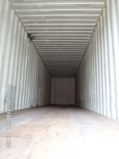 Qingdao Used Shipping Container Shanghai Used Dry Container pictures & photos