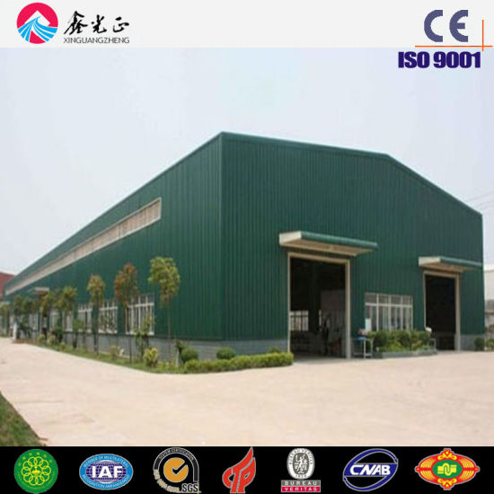 Light Steel Structure Building (SS-569) pictures & photos