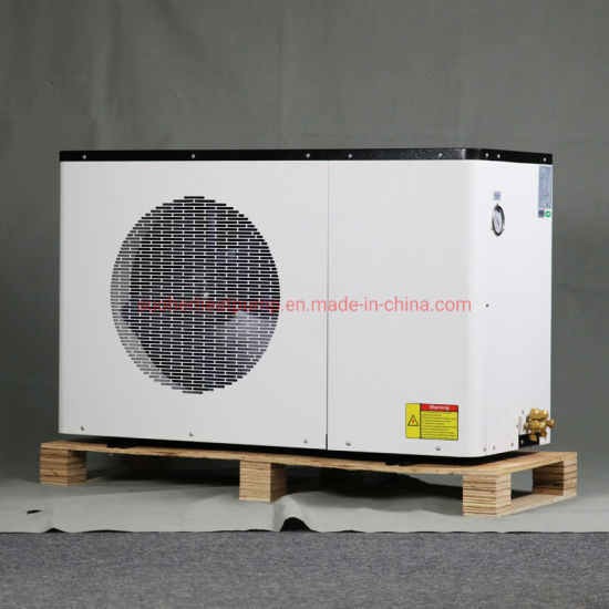 7-9kw DC Inverter Air Source Heat Pump (heating, cooling, hot water) Wi-Fi Control