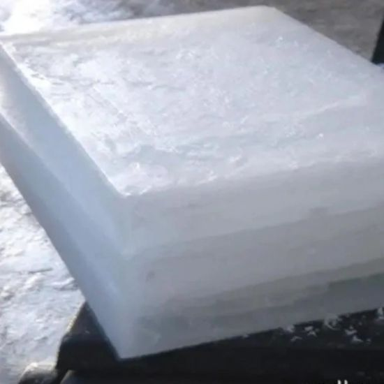 Bulk Chemical Full/Semi Refined Paraffin Wax 58 60 64 for Candle