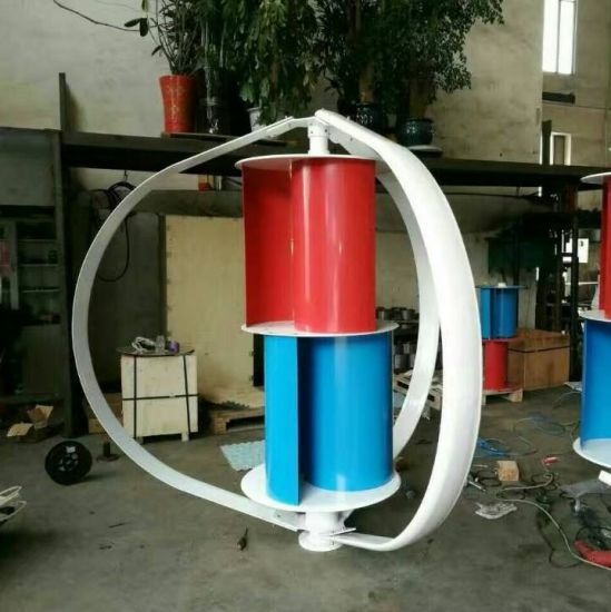 Wind Power Vertical Generator 1kw for Factory
