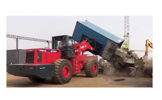 Automatic Bulk Cargo/Sand/Mineral/Cereals Discharge/Unload Vehicle/Truck pictures & photos