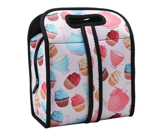 Hot Selling Insulation Shockproof Lunch Neoprene Bag