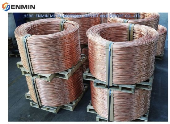 Millberry 99.95% Copper Wire Scrap