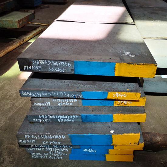 D2 SKD11 1.2379 mould steel bars for cold work die