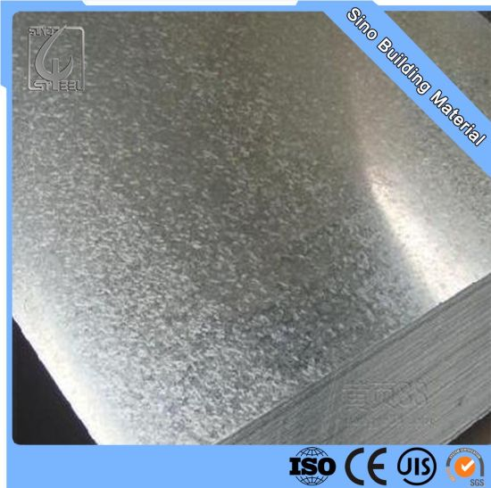 Cheap and High Quality Galvanized Steel Sheet for Construction