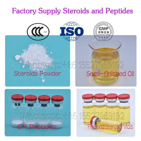Pharmaceutical Grade Injectable Test SUS 250 for Muscle Building SUS 300 pictures & photos