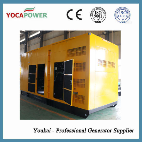 400kw Soundproof Generator Cummins Genset pictures & photos