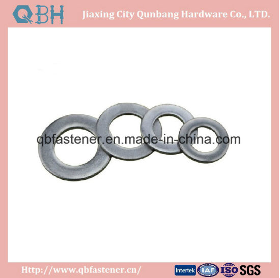 "Flat Washer (1/4""-1"" Carbon Steel)"