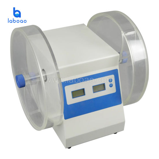 Medical Pharma Friability Tester Manufacture with Dual Drum