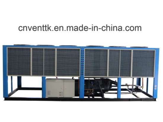 Air Cooled Single Compressor Screw (heat) Chiller pictures & photos
