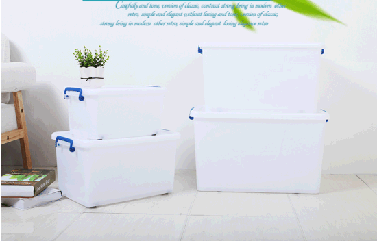 PP Material Plastic Products Top Quality Plastic Storage Box Gift Box Shoes Box Packaging Box pictures & photos