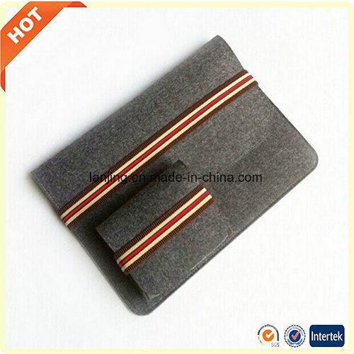 2017 Free Sample Best Quality Felt Laptop Computer Bag for MacBook HP 13 15 17inch pictures & photos