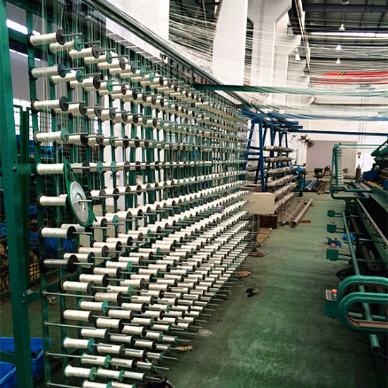 Toyo Fishing Net Machine Pitch: 12.6mm Shuttle: 460 Spool Dia: 270mm (ZRD12.7-460) pictures & photos