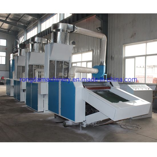 Cotton Waste / Waste Clothes / Fiber Recycling Machine pictures & photos
