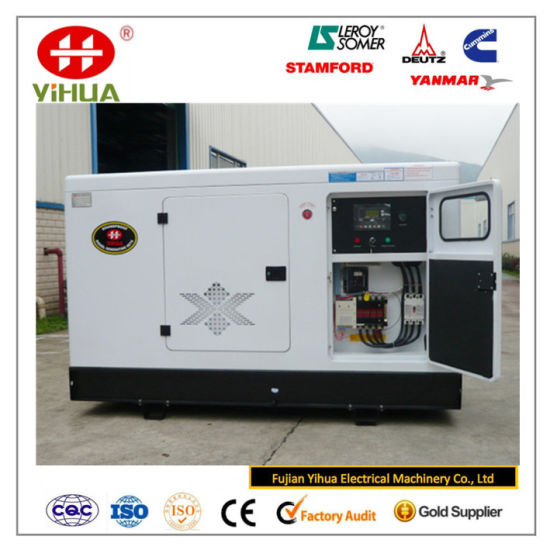 Shangchai Engine 72.5-900kVA/58-720kw Home Used Diesel Generator Set pictures & photos