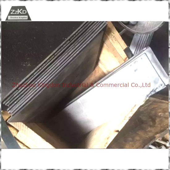 Cemented Carbide Anvils-Cemented Carbide-Tungsten Carbide Alloy pictures & photos