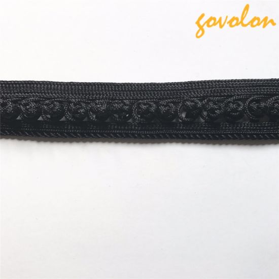 New Arrival Fashion Embroidery Trims