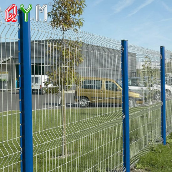Wholesales Powder Coated Welded Wire Mesh Fence