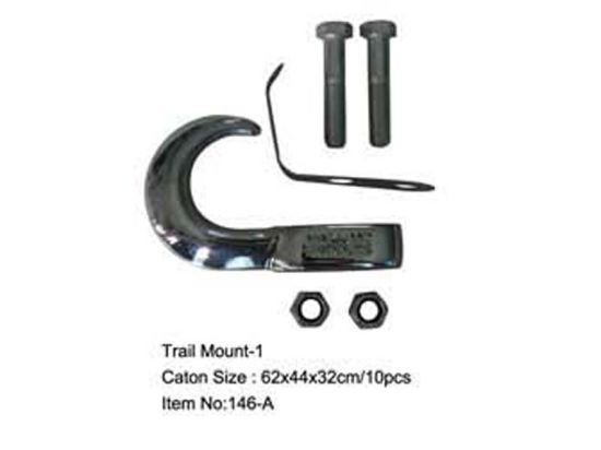 Fine Quality Trail Mount for off-Road Using pictures & photos