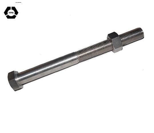 Hex Bolts Half Thread DIN960 with HDG pictures & photos