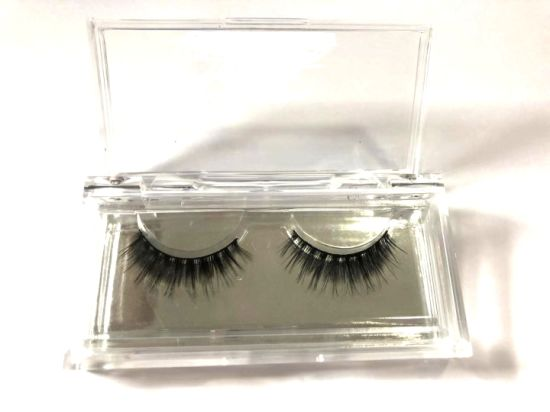 80969d78a32 China Wholesale Cruelty Free Vegan Faux Mink Eyelashes 3D 4D 5D Mink ...
