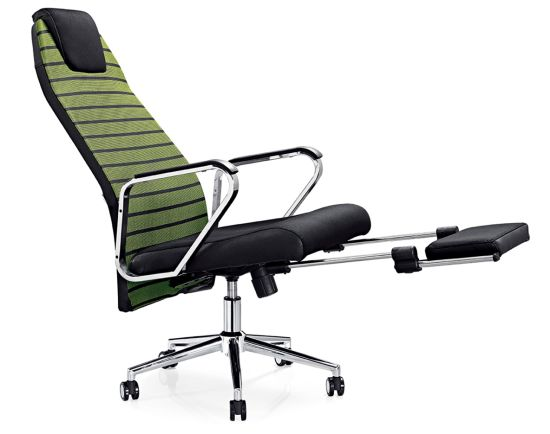 Modern Black Recliner Executive Mesh Office Chair pictures & photos