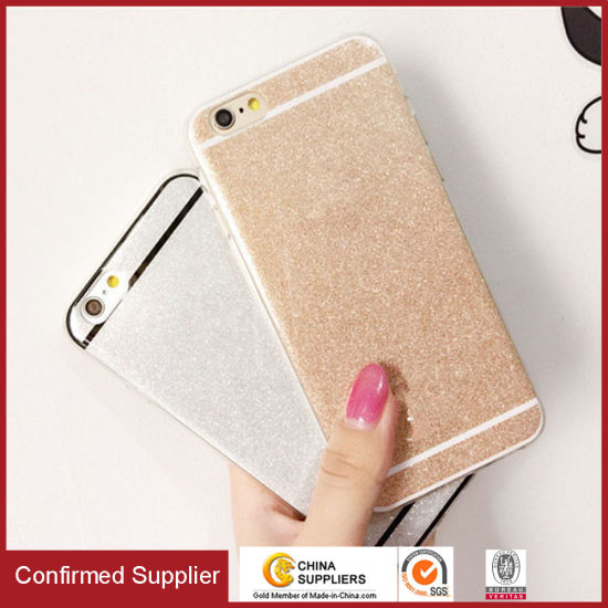 Mobile Accessories IMD Bling Glitter Soft TPU Mobile Phone Case for iPhone  Case 259d670dfcf0