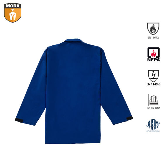 Fr Safety Flame Resistant Work Shirts with Button