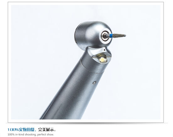 E-Generator Integrated LED High Speed Dental Turbine pictures & photos