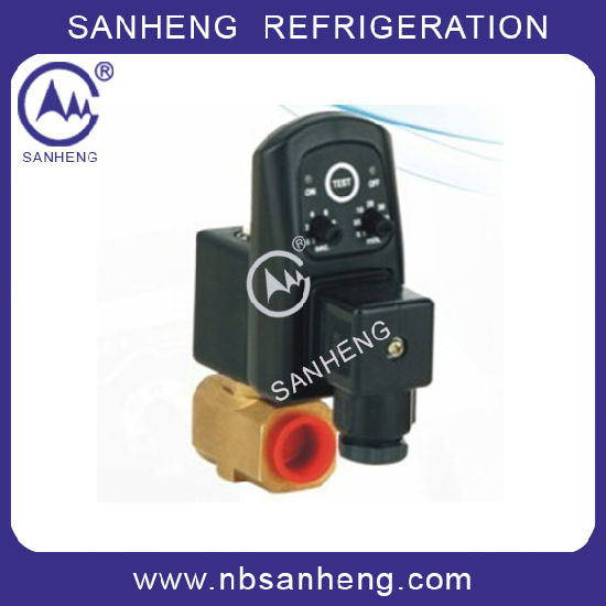 Low Price Solenoid /Air Valve Brass Solenoid Valve pictures & photos
