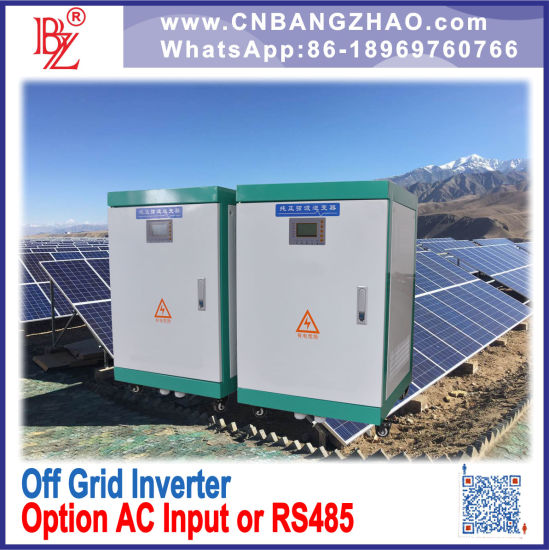 96VDC Lithium Phosphate Battery System Split Phase Power Invertor with 120/240VAC Output