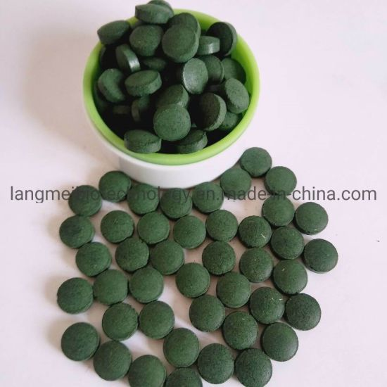 Natural Spirulina Slimming Weight Loss Tablets