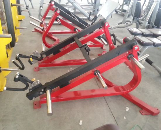 CE Approved Nautilus Gym Machine / Deadlift & Shrug (SW-2008) pictures & photos