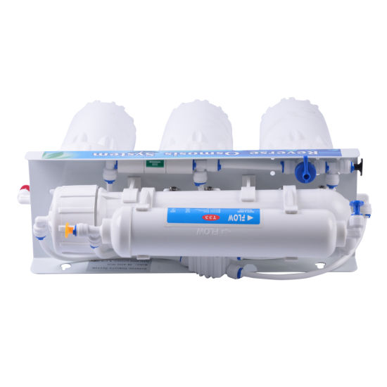 5 Stage Reverse Osmosis System Without Pump pictures & photos