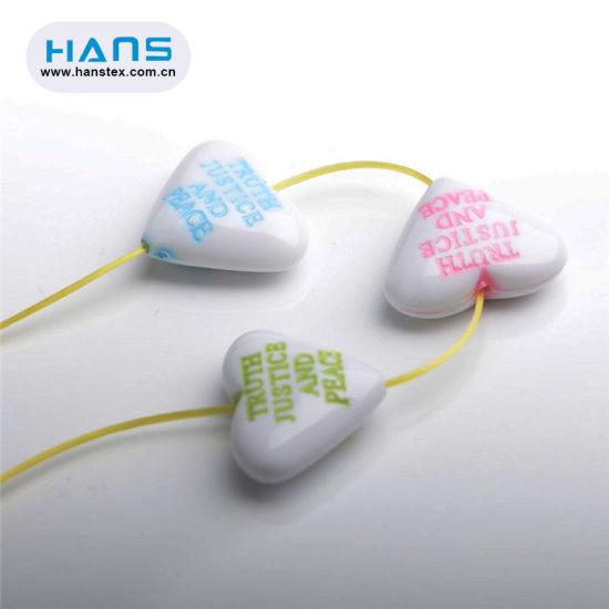 Hans Stylish and Premium Loose Plastic Beads Golden