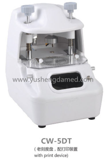 Popular Optical Instrument LED Centering Machine Cw-5A pictures & photos