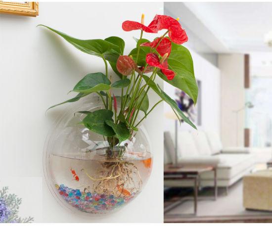 Fish Tank Vase Vase And Cellar Image Avorcor