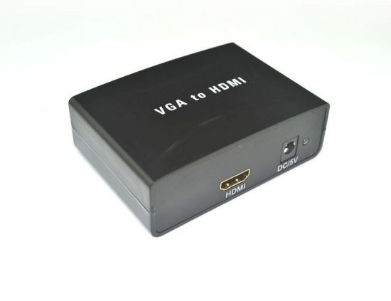VGA to HDMI Converter Plastic Shell