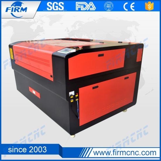 Jinan Sale Metal Nonmetal CO2 Laser Cutting Engraving Machine pictures & photos